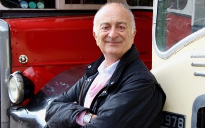 Tony Robinson puts his walking shoes back on for Coast To Coast