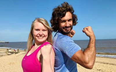 Joe Wicks, The Body Coach, on his TV return: I'm less inclined to do topless shots with broccoli now!